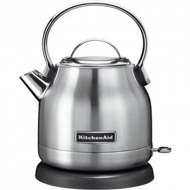 KitchenAid KitchenAid 5KEK1222ESX Kettle Stainless Steel 1,25L-ESX Renkli